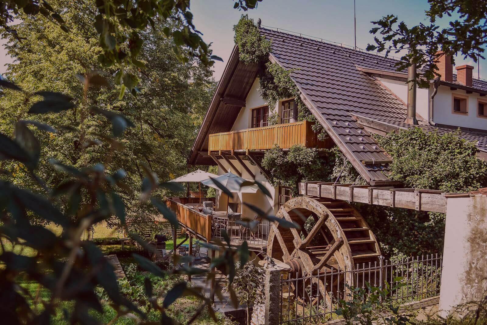 Klokočkův mlýn